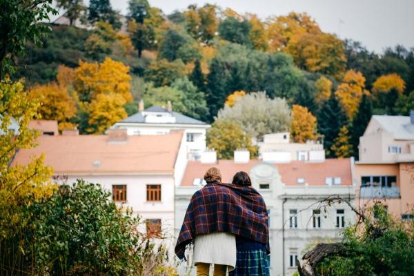 A date in a vintage style | Ramen&Yulia