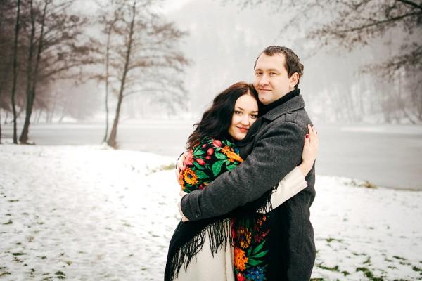 Cozy Karel and Svetlana