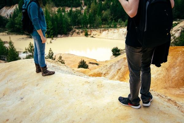 Пешком по Моравии: Křtiny, Rudice, Jedovnice