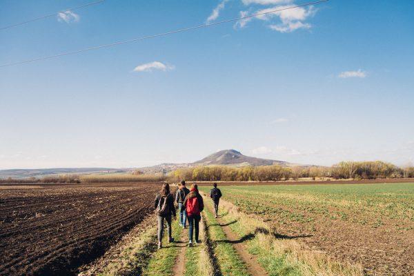Пешком по Моравии: Šakvice и Hustopeče