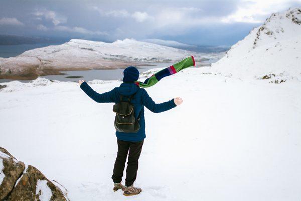 Влюбиться в Шотландию: остров Скай, Инвернесс